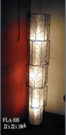Đèn lụa cây 06