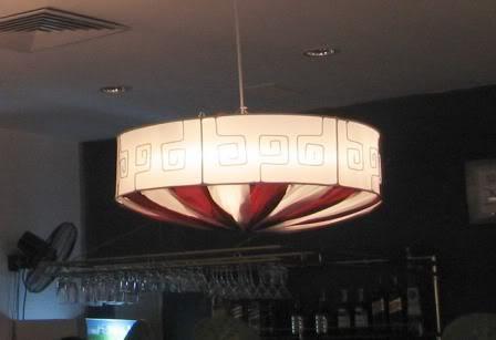 Đèn lụa thả trần 63