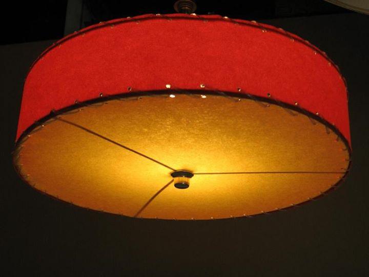 Đèn lụa thả trần 07