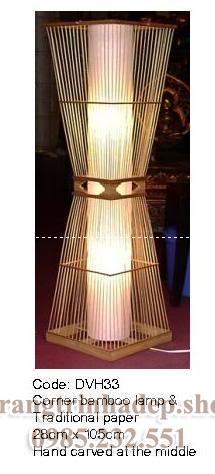 Đèn lụa cây trang trí mẫu 05