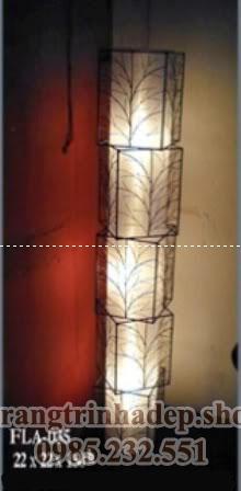 Đèn lụa cây trang trí mẫu 06