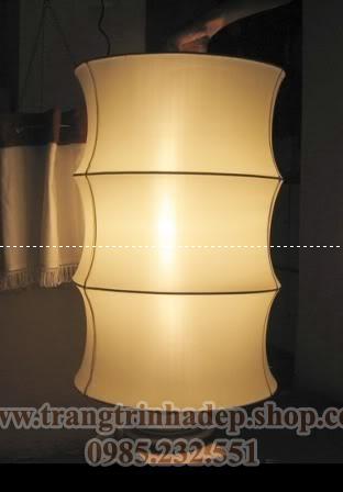 Đèn lụa để bàn trang trí mẫu 2